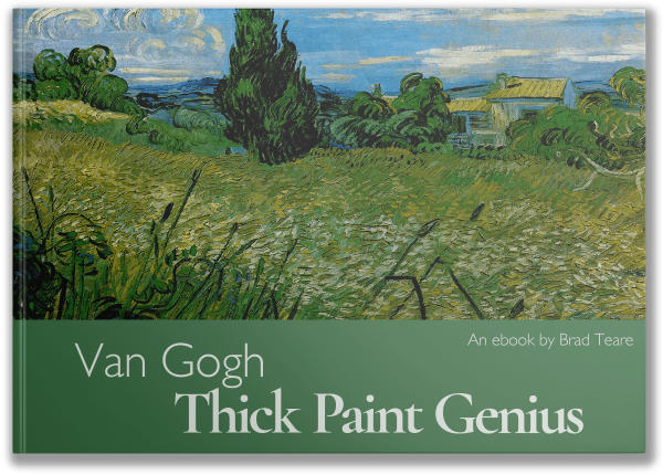 Thick Paint ebook Cover